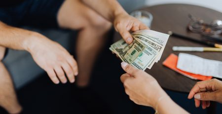 How is the Division of Income Calculated in an Oklahoma Divorce?